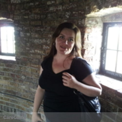 Canadian Nanny Provider Lesley C's Profile Picture