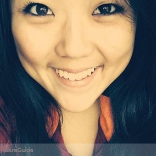 Child Care Provider Mackenzie Kim's Profile Picture