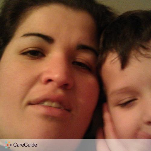 Child Care Provider Maria Fernanda B's Profile Picture