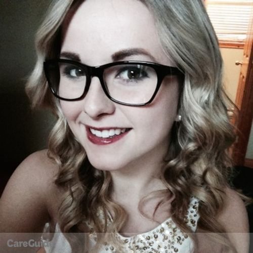 Canadian Nanny Provider Chloe Johnston's Profile Picture