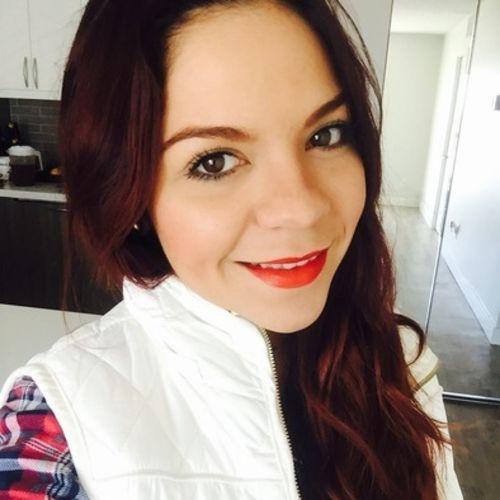 Canadian Nanny Provider Diana F's Profile Picture