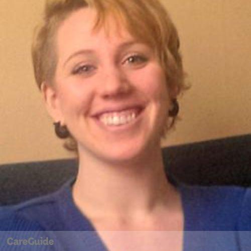 Canadian Nanny Provider Adrienne Redden's Profile Picture