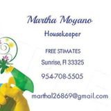 Housekeeper available i have experience