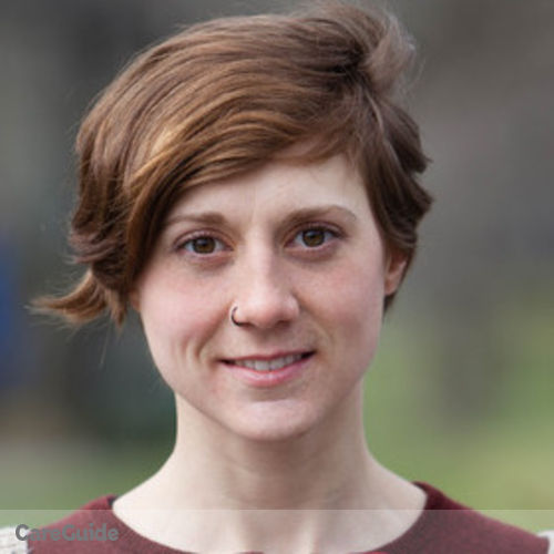 Canadian Nanny Provider Kristen L's Profile Picture