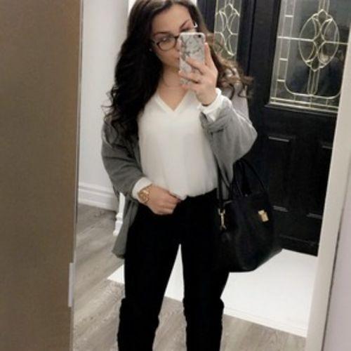 Canadian Nanny Provider Gabriella Z's Profile Picture