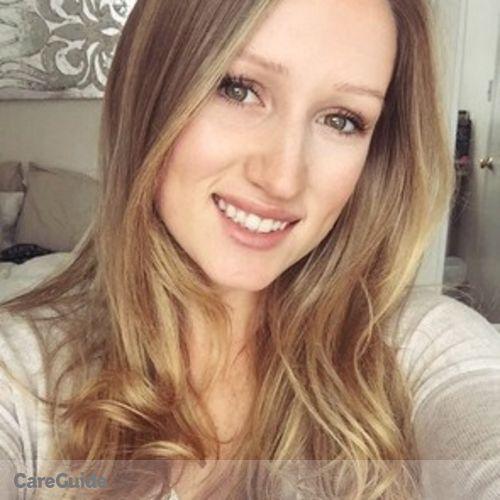 Canadian Nanny Provider Richelle Aikins's Profile Picture