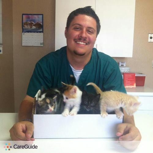 Pet Care Provider Luke Fitch's Profile Picture