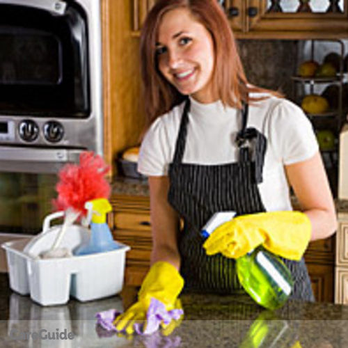 Housekeeper Provider Forte Cleaning's Profile Picture