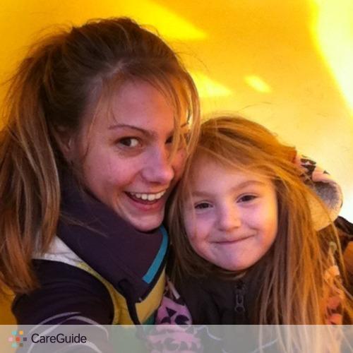 Child Care Job Lacey Schmidt's Profile Picture