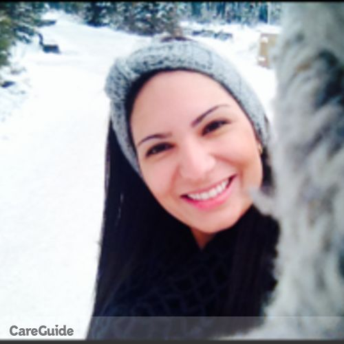 Canadian Nanny Provider Yolieska M's Profile Picture