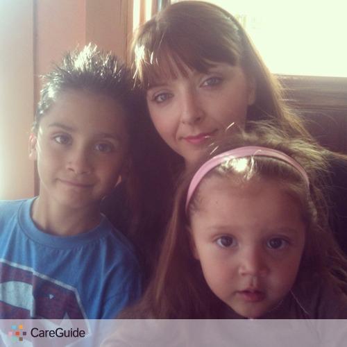 Child Care Provider Danielle Davis's Profile Picture