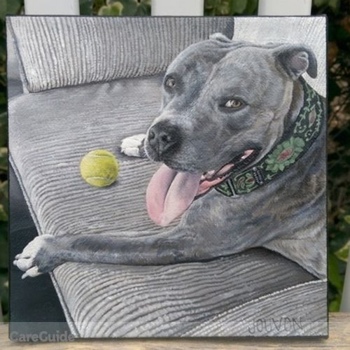 Painter Provider Jouvon Kingsby's Profile Picture