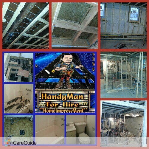 Handyman Provider Louis Navedo's Profile Picture