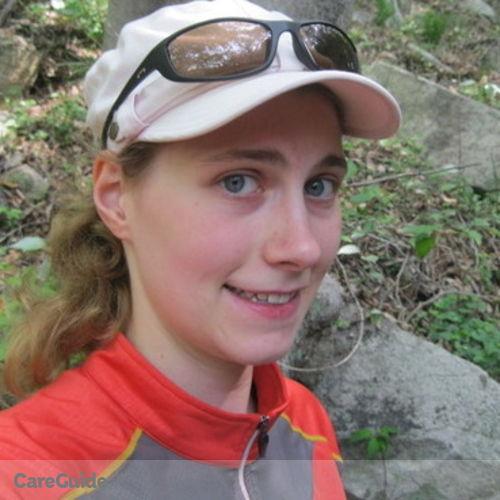 Canadian Nanny Provider Jessica Klassen's Profile Picture