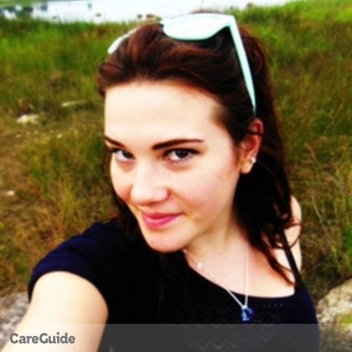 Canadian Nanny Provider Samantha G's Profile Picture