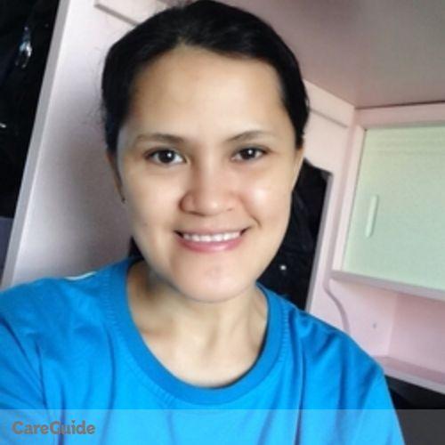 Canadian Nanny Provider Joy Firmalino's Profile Picture