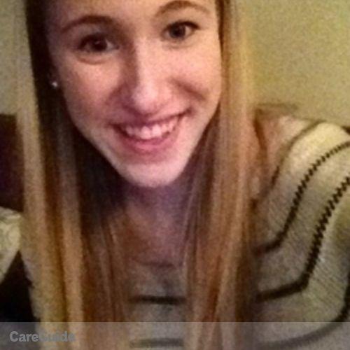 Canadian Nanny Provider Jessica Tomarchio's Profile Picture