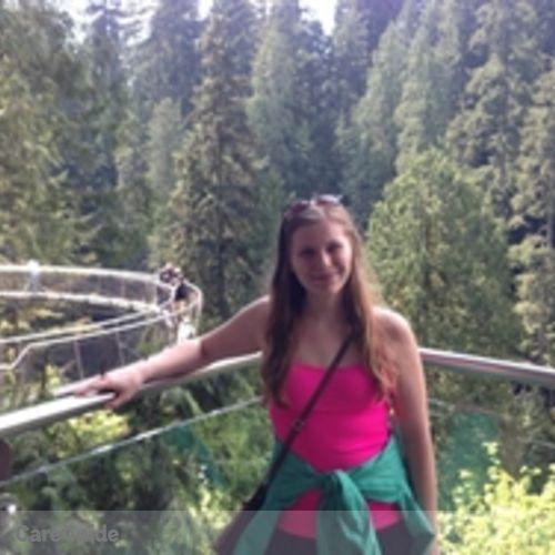 Canadian Nanny Provider Joy M's Profile Picture