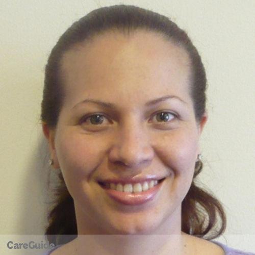 Canadian Nanny Provider Karolina Mesen's Profile Picture
