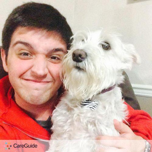 Pet Care Provider Joshua Smith's Profile Picture