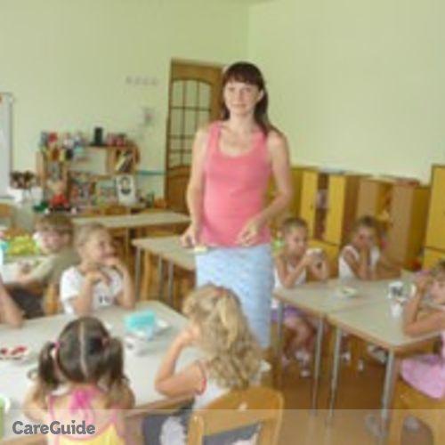 Canadian Nanny Provider Tania 's Profile Picture