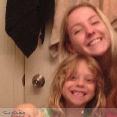 Canadian Nanny Provider Rachel Cameron's Profile Picture