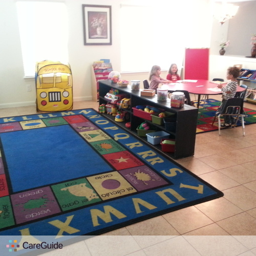 Daycare Provider in Cypress