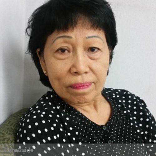 Child Care Provider Rosalina P's Profile Picture