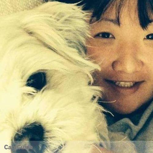 Pet Care Provider Tina Xue's Profile Picture