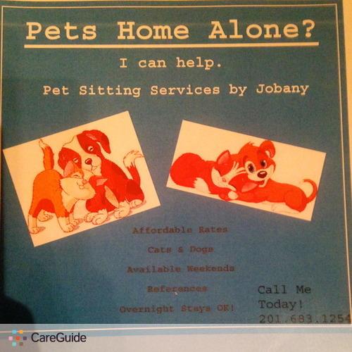 Pet Care Provider Jobany Ortiz's Profile Picture