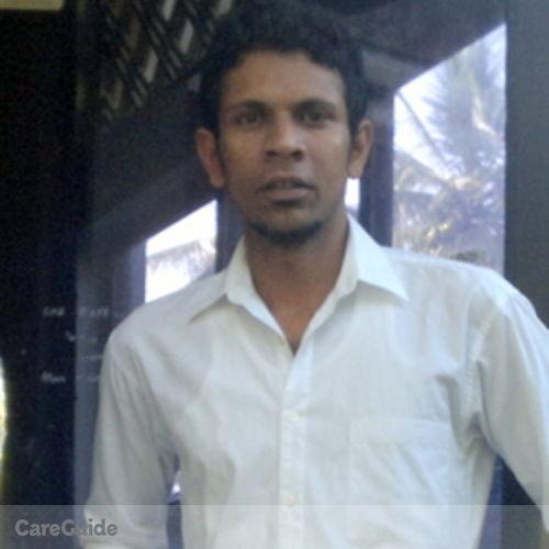 Canadian Nanny Provider Priyan Wimaladharma's Profile Picture