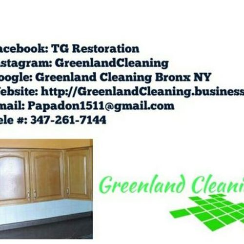 Greenland Cleaning