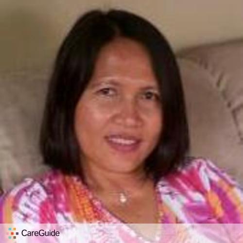 Child Care Provider Teresita Amit's Profile Picture