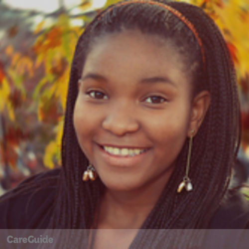Canadian Nanny Provider Oluwateniola B's Profile Picture