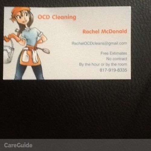 Housekeeper Provider Rachel Abel McDonald's Profile Picture