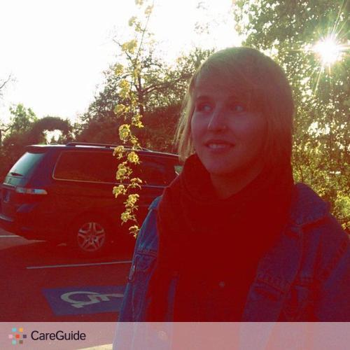 Child Care Provider Amanda K's Profile Picture
