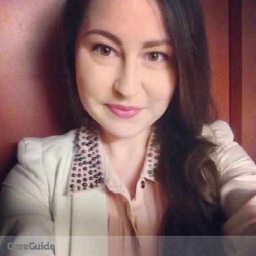 Canadian Nanny Provider Breanna Miller's Profile Picture