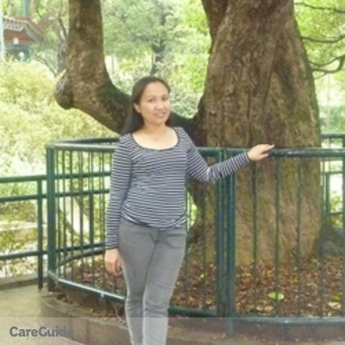 Canadian Nanny Provider Melanie Medina's Profile Picture