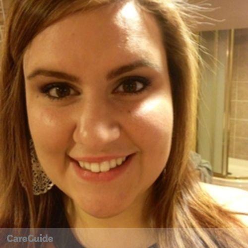 Canadian Nanny Provider Danielle Roy's Profile Picture