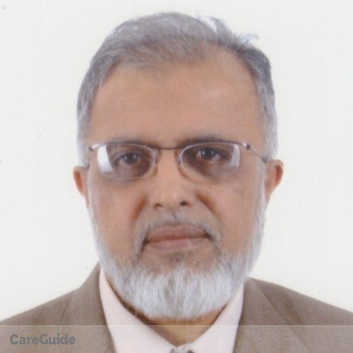 Elder Care Provider dr Ibrahim M's Profile Picture