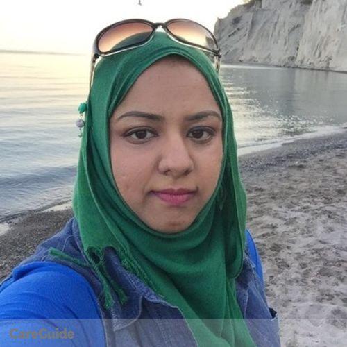 Child Care Advantage Provider Lubna Mohammed's Profile Picture