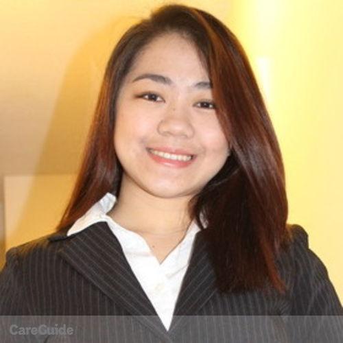 Canadian Nanny Provider Danah Bonifacio's Profile Picture