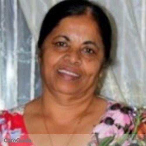 Canadian Nanny Provider Irangani (Irene) Tennakoon's Profile Picture