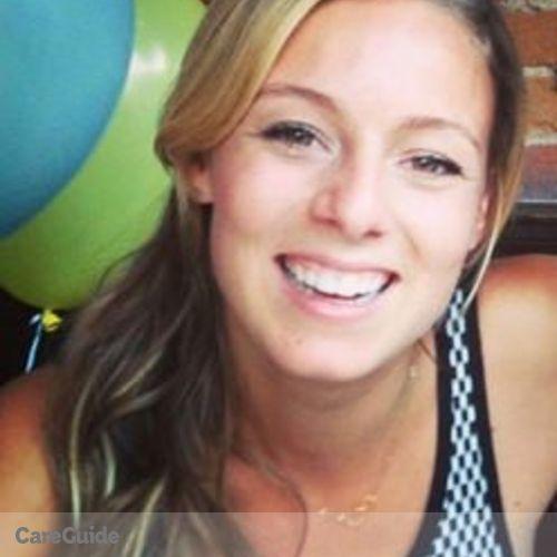 Canadian Nanny Provider Fabienne Gordon's Profile Picture