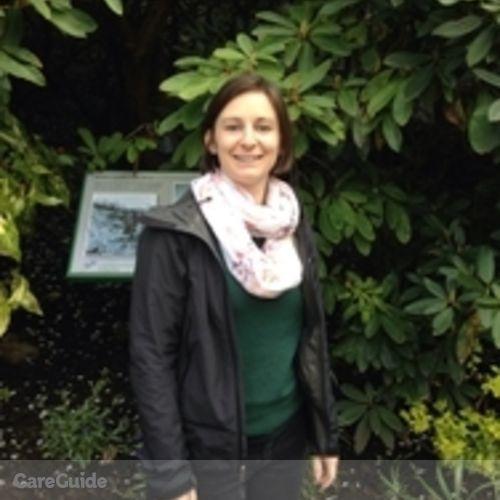 Canadian Nanny Provider Elizabeth Anderson's Profile Picture