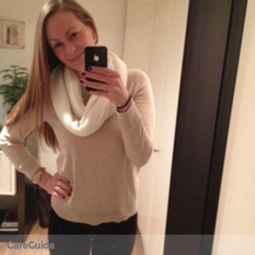 Canadian Nanny Provider Erin Williams's Profile Picture