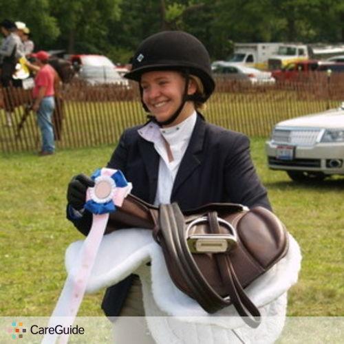 Pet Care Provider Emily K's Profile Picture
