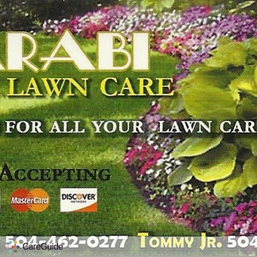 Landscaper Provider Tommy Arabi's Profile Picture