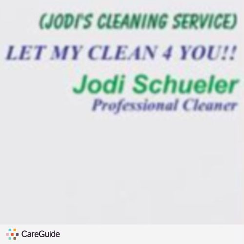 Housekeeper Provider Jodi Schueler's Profile Picture