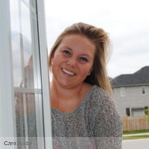 Canadian Nanny Provider Victoria Mckaig's Profile Picture